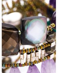 Ziio | Multicolor Beaded Bracelet | Lyst