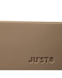 Ju'sto - Brown Joinable Shopping Bags - Lyst