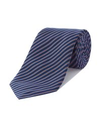 Paul Smith | Pink Stripe Tie for Men | Lyst