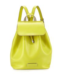 Marc By Marc Jacobs - Multicolor Ligero Leather Flap-top Backpack - Lyst