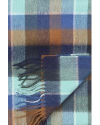 Maison Scotch | Blue Scarf | Lyst