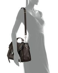 Proenza Schouler - Brown Ps1 Medium Satchel Bag - Lyst