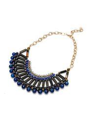 Nakamol - Blue Akemi Necklace-lapis - Lyst