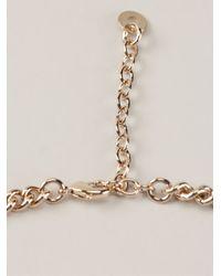 Sonia by Sonia Rykiel - Purple Doris Pendant Necklace - Lyst