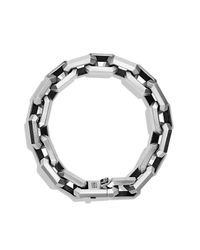 David Yurman | Metallic Streamline Link Bracelet for Men | Lyst