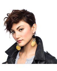 Lulu Frost - Metallic 100 Year Earring #8 - Lyst