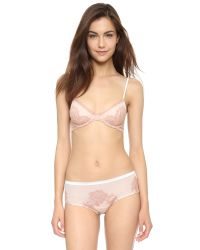 La Perla | Natural Privilege Sheer Underwire Bra | Lyst