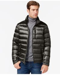 Calvin Klein | Green Men's Packable Down Jacket for Men | Lyst