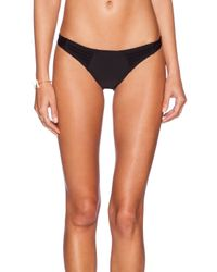 RVCA - Black Eternal Sunrise Bikini Bottoms - Lyst
