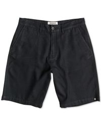 Quiksilver | Gray Regenerator Regular-fit Chino Shorts for Men | Lyst