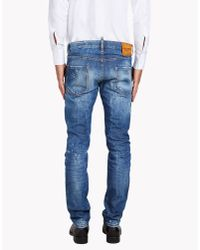DSquared² - Blue Cool Guy Jeans for Men - Lyst