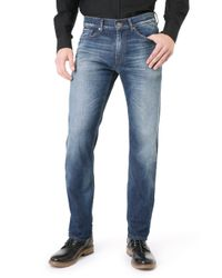 7 For All Mankind - Blue Slimmy American Lake for Men - Lyst