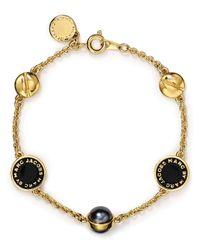Marc By Marc Jacobs | Black Medley Bracelet | Lyst