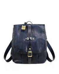 Frye - Black Parker Backpack - Lyst