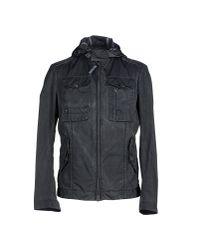 Dekker - Gray Jacket for Men - Lyst
