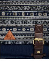 Rock Revival - Blue Aztec Satchel for Men - Lyst