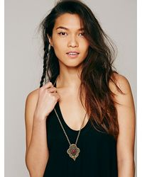 Samantha Wills - Metallic Let'S Get Lost Pendant - Lyst