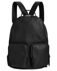 Kenneth Cole | Black Morris St Backpack | Lyst