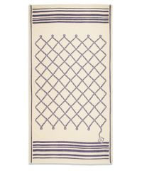 Gant Rugger | Natural Rope-print Cotton Scarf | Lyst