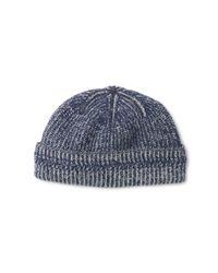 Polo Ralph Lauren   Blue Merino Wool Hat   Lyst