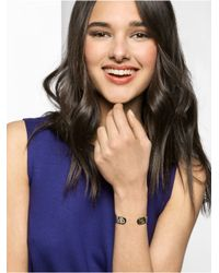 BaubleBar - Metallic Bee Happy Icons Cuff - Lyst