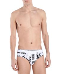 DIESEL | White Umbr-blade for Men | Lyst