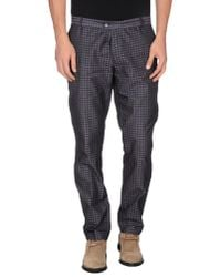 Alice San Diego - Blue Casual Trouser for Men - Lyst