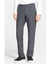 Barena - Blue Brushed Pants for Men - Lyst