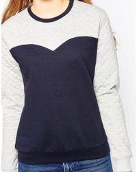 Sugarhill - Blue Lottie Sweater - Lyst