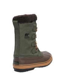 Sorel | Brown 1964 Pac Waterproof Nylon Winter Boots | Lyst