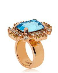 "Mawi - Metallic ""barbarella"" Collection Ring - Lyst"