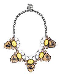 BaubleBar - Metallic Stardust Crown Vic Collar - Lyst