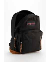 Jansport - Black Right Pack Backpack - Lyst