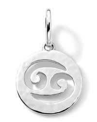 Ippolita | Metallic Sterling Silver Zodiac Charm | Lyst