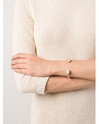 Kelly Wearstler | Metallic 'mesa' Bangle | Lyst