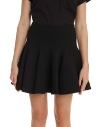 Elizabeth and James - Black Cora Skirt - Lyst