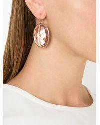 Irene Neuwirth - Metallic Rose Of France Earrings - Lyst