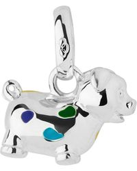 Links of London | Metallic Pig Chinese Zodiac Sterling Silver Charm | Lyst
