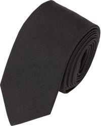 Jil Sander | Textured Tie for Men | Lyst