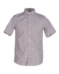 Carhartt - Gray Shirt for Men - Lyst