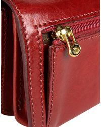 The Bridge - Red Wallet - Lyst
