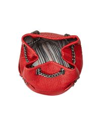 She + Lo | Red Lookin Up Chain Crossbody | Lyst