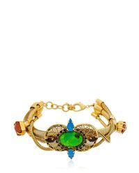 Mw Marek Paris | Metallic Palomea Bracelet | Lyst