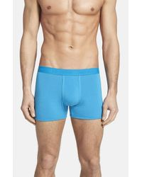 Michael Kors | Blue Modal Blend Boxer Briefs for Men | Lyst