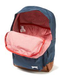 Herschel Supply Co. - Blue Supply Navy Heritage Backpack for Men - Lyst