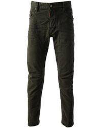 DSquared² | Green Slim Fit Jean for Men | Lyst