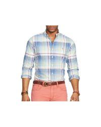 Ralph Lauren | Blue Polo Oxford Classic Fit Button Down Shirt for Men | Lyst