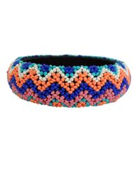 Ziba - Multicolor Abril Bangle - Lyst