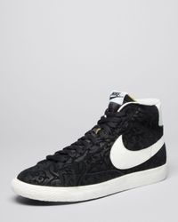 Nike | Black Blazer Mid Premium Vintage Vine Pattern for Men | Lyst