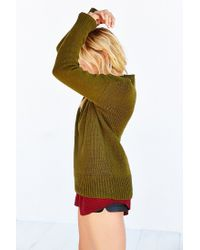 BDG | Green Boyfriend Sweater | Lyst